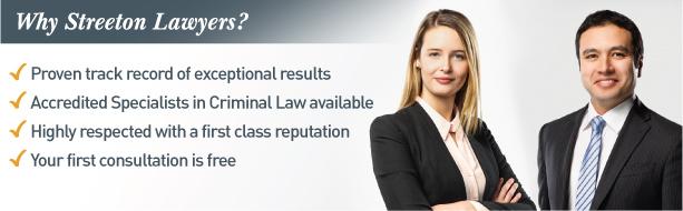 Streeton Criminal Lawyers Sydney