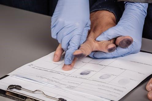 If Police take my Fingerprints, can I have them destroyed?